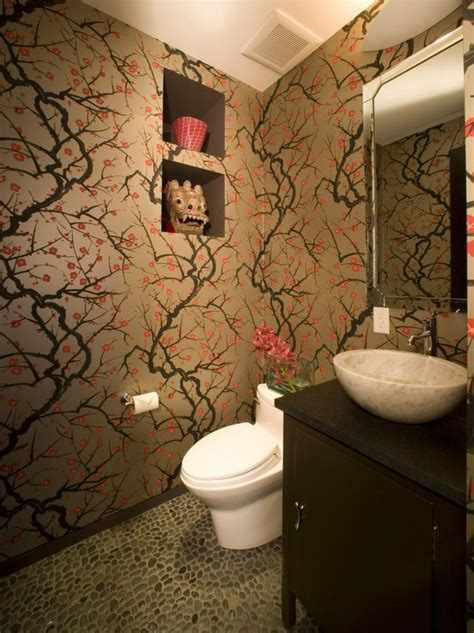 si鑒e toilette 60 252 berzeugende beispiele f 252 r wanddesign in braun