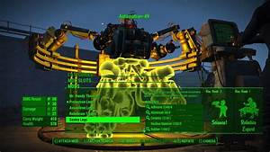 Fallout 4 Automatron Robot Crafting Guide
