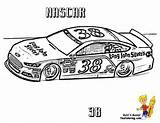 Coloring Nascar Pages Cars Super Fast Race Printable Sports Sheets Yescoloring Sprint Colouring Sheet Printables Cup Speed Yes sketch template