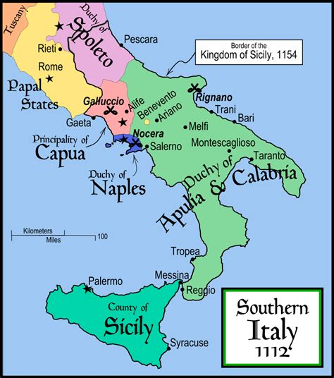 Southern Images File Southern Italy 1112 Svg