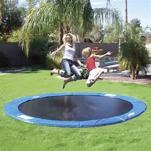 In Ground Trampolin : 15 39 in ground trampoline by in ground trampolines trampolines family leisure ~ Orissabook.com Haus und Dekorationen