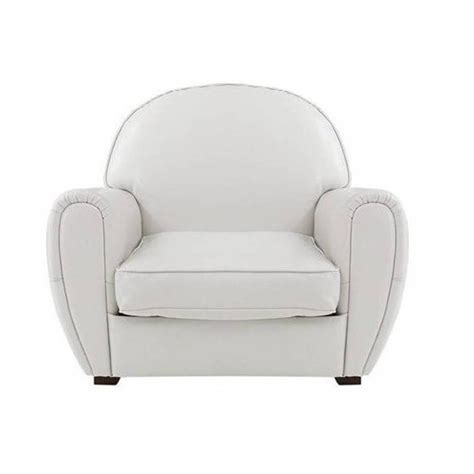 rapido convertibles canap 233 s syst 232 me rapido fauteuil club blanc en cuir recycl 233 made in italy
