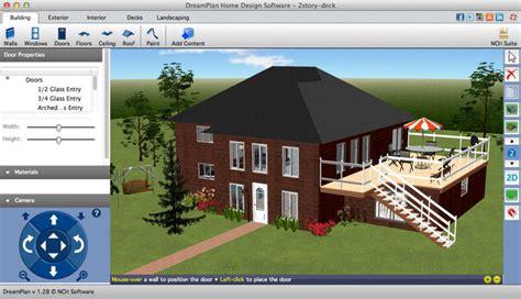 dreamplan home design   mac mac