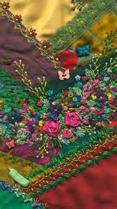 Crazy Quilting Projects