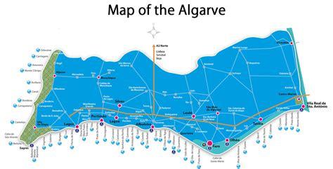 geography   algarve algarvetips