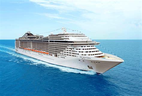 MSC Cruises Ship | MSC Splendida | MSC Splendida Deals