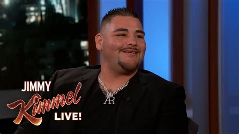 Andy Ruiz Jr. On Becoming First Mexican Heavyweight