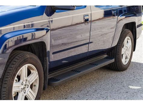 2016 Chevy Colorado Ionic Factory Style Running Boards