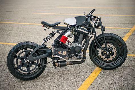 Buell Blast 'franken-blast' Motorcycle