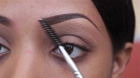 Tutorial How To Fill In Eyebrows  By Missy Lynn Via You Com Short Hair Styles