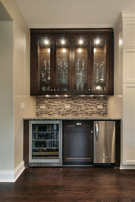 Dimension Of The Wet Bar? Length X Width