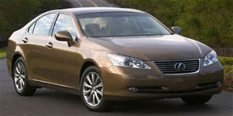 lexus es  page  review  car connection