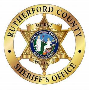 Rutherford county Sheriff NC | LE badges | Pinterest ...