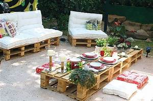 Gartengestaltung Mit Paletten : 77 ideen f r gartenm bel aus paletten freshouse ~ Whattoseeinmadrid.com Haus und Dekorationen