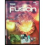 Science Fusion, Grade 6 (tx)  Workbook 15 Edition (9780544025523) Textbookscom