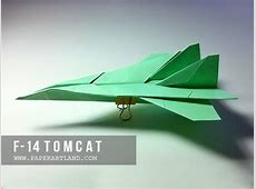 Papierflieger selbst basteln Papierflugzeug falten