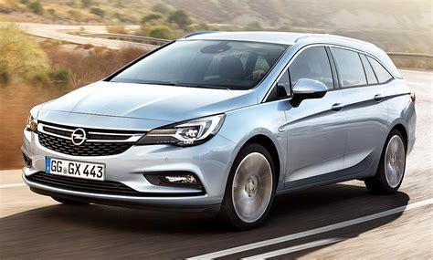 Opel Astra Sports Tourer 1.4 DI Turbo ecoFLEX specs ...