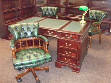 bureau chesterfield jansen antiek bureaustoel chesterfield bureaustoel