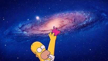 Simpson Homer Mac Apple Os Wallpapersafari Code
