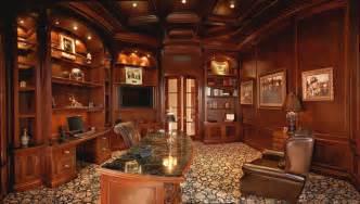Gentleman's Luxury Study Library