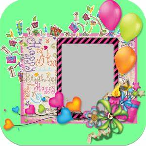 Happy Birthday Photo Frames for Android - Free download ...