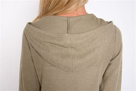 Cozy Hooded Tunic Sweater!