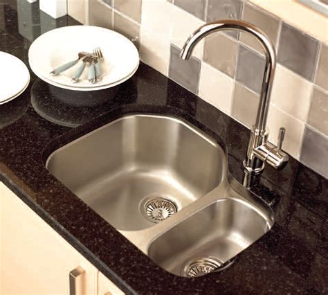 undermount stainless sinks kitchen sinks 25 creative corner kitchen sink design ideas 8737