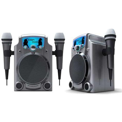 karaoke machine for ion discover karaoke machine for pc mac and ipad electronics thehut com