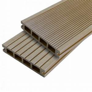 Terrasse Lame Composite : lame terrasse bois composite alv olaire duallon balcons ~ Edinachiropracticcenter.com Idées de Décoration