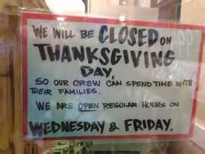 some retailers make it a point to be closed on thanksgiving houston chronicle