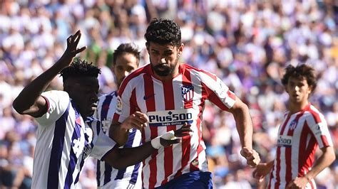 VIDEO Valladolid vs Atletico Madrid (La Liga) Highlights ...