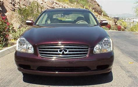 2003 Infiniti Q45 Information And Photos Zombiedrive