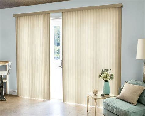 jumbo cell light filtering vertical honeycomb shade