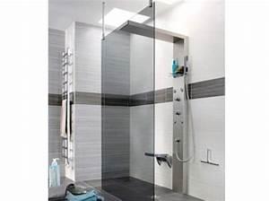 idees salle de bain avec douche italienne With chambre avec douche italienne