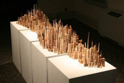 james mcnabb transforms bits  scrap wood  intricate