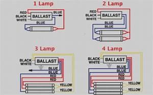 4 Lamp 2 Ballast Wiring Diagram