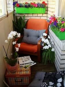 Balkongestaltung Kleiner Balkon : 1001 ideen zum thema schmalen balkon gestalten und einrichten ~ Michelbontemps.com Haus und Dekorationen