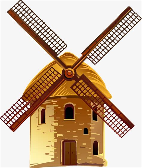 Anime Vector File Vector Windmill Vector Windmill Png And