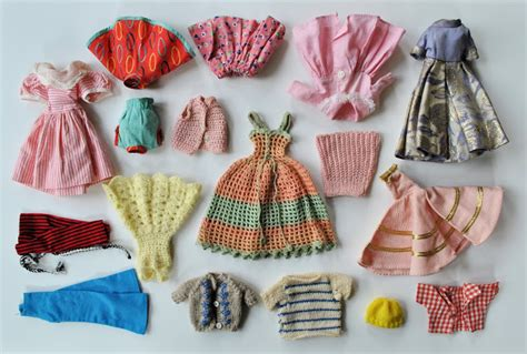 Homemade Barbie Clothes