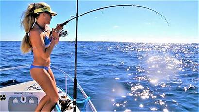 Fishing Sea Deep Tripletail Darcizzle Offshore