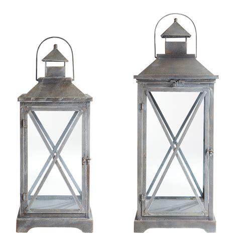 chambre de bebe ikea 2 lanternes en métal h 96 cm et h 118 cm vigny maisons