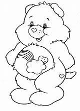 Bear Care Coloring Draw Drawing Sheets Bears Bare Drawings Cartoon Coloringsun Printable Sun Clip Characters Template Pagefull Network Disney Don sketch template