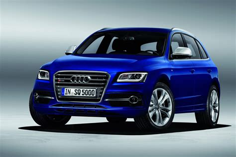 New Audi Sq5 Tdi Has 308 Hp, Pictures And Details