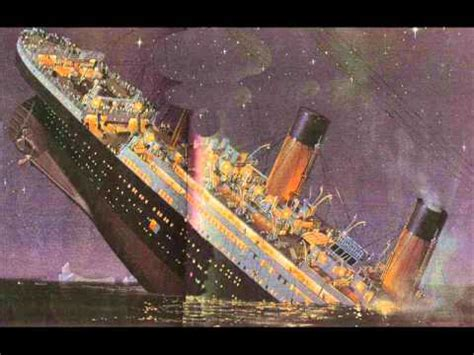 rearranging  deck chairs   titanic cover youtube