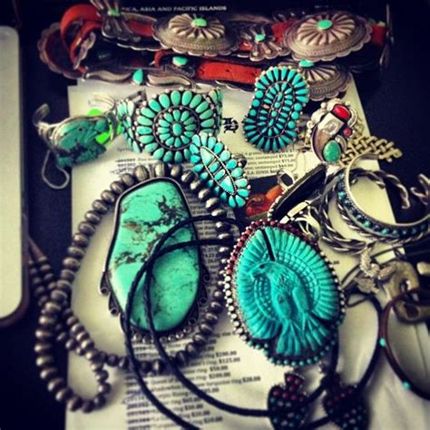 103 best images about Native American Jewelry on Pinterest