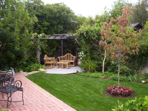 Backyard Styles by Backyard Landscape Ideas With Touch For Modern