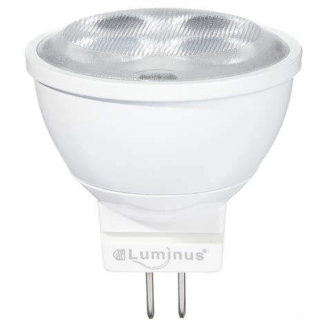 3w non dimmable led mr11 light bulb bright white rona