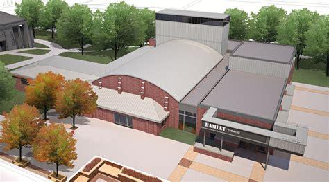 Dedicated Theatre Building Concept  Doane University