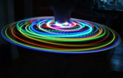 light up hula hoop led hula hoops you for technabob