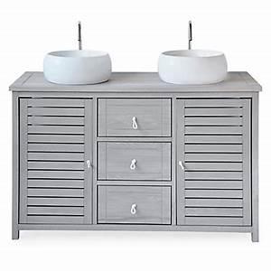 Alinea Meuble De Salle De Bain : meuble salle de bain meubles rangements salle de bains ~ Dailycaller-alerts.com Idées de Décoration
